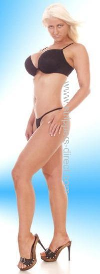 Venus is a lovely sexy blonde stripper available for strippergrams and kissergrams; topless waitressing and topless croupier work; life drawing and modelling.